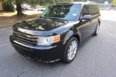 2012 Ford Flex for sale at Key Auto Center in Marietta GA