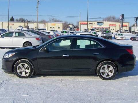 2013 Chevrolet Malibu for sale at Quality Automotive in Sioux Falls SD