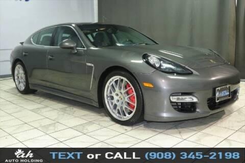 2012 Porsche Panamera for sale at AUTO HOLDING in Hillside NJ