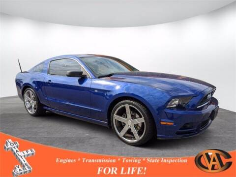 2014 Ford Mustang for sale at VA Cars Inc in Richmond VA