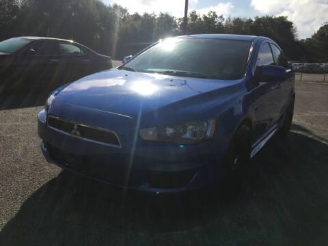 2011 Mitsubishi Lancer for sale at Certified Motors LLC in Mableton GA