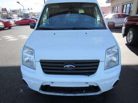 2013 Ford Transit Connect for sale at Cardinal Motors in Fairfield OH