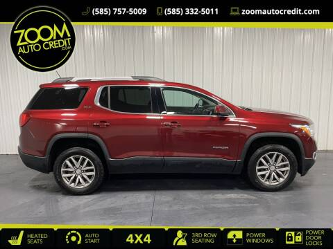 2018 GMC Acadia for sale at ZoomAutoCredit.com in Elba NY