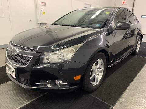 2013 Chevrolet Cruze for sale at TOWNE AUTO BROKERS in Virginia Beach VA