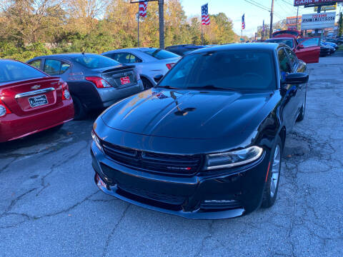 2017 Dodge Charger for sale at J Franklin Auto Sales in Macon GA
