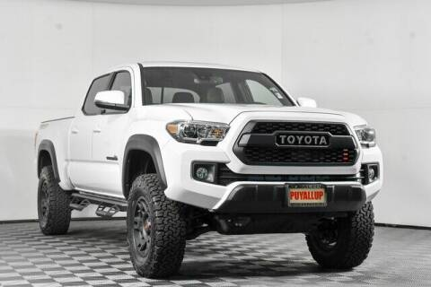 2019 Toyota Tacoma for sale at Chevrolet Buick GMC of Puyallup in Puyallup WA