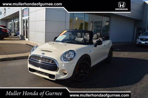 2017 MINI Convertible for sale at RDM CAR BUYING EXPERIENCE in Gurnee IL