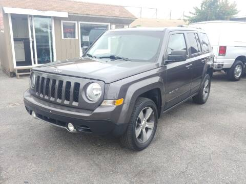 2016 Jeep Patriot for sale at Viking Auto Group in Bethpage NY