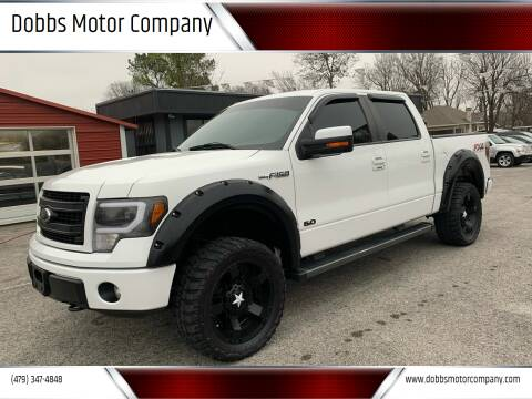 2013 Ford F-150 for sale at Dobbs Motor Company in Springdale AR