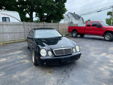 1999 Mercedes-Benz CLK for sale at Auto Gallery in Taunton MA