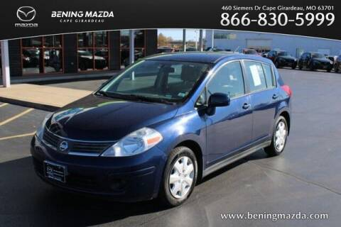 2008 Nissan Versa for sale at Bening Mazda in Cape Girardeau MO