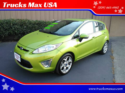 2012 Ford Fiesta for sale at Trucks Max USA in Manteca CA