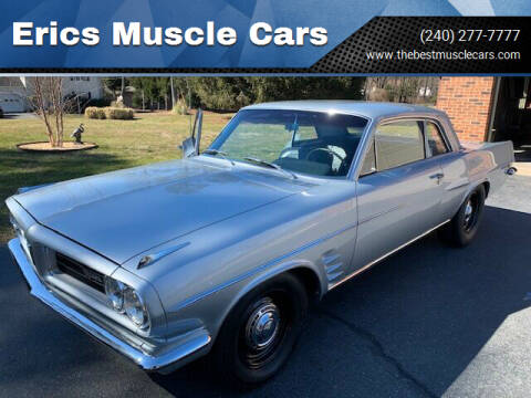 1963 Pontiac Le Mans for sale at Erics Muscle Cars in Clarksburg MD