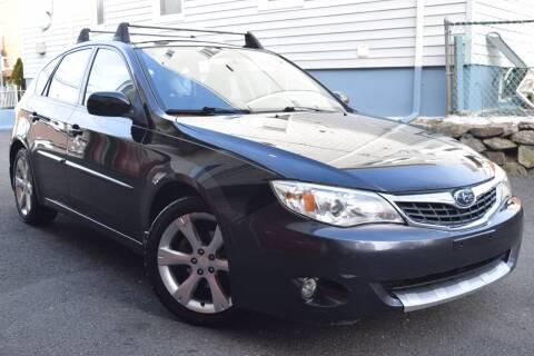 2008 Subaru Impreza for sale at VNC Inc in Paterson NJ