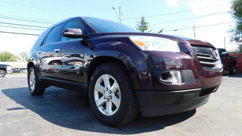 2008 Saturn Outlook for sale at Action Automotive Service LLC in Hudson NY