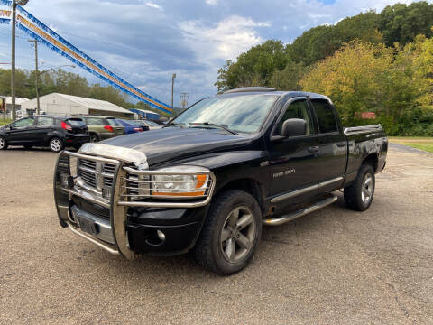 2006 Dodge Ram Pickup 1500 for sale at Riley Auto Sales LLC in Nelsonville OH