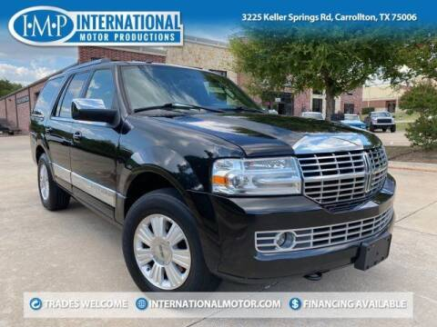 2014 Lincoln Navigator for sale at International Motor Productions in Carrollton TX