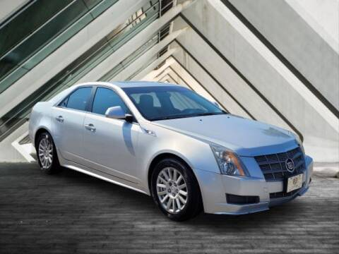 2010 Cadillac CTS for sale at Midlands Auto Sales in Lexington SC