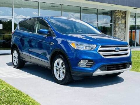 2019 Ford Escape for sale at RUSTY WALLACE CADILLAC GMC KIA in Morristown TN