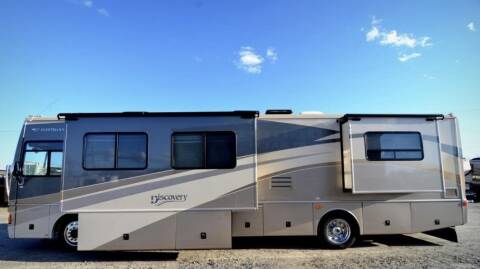 2006 Fleetwood Discovery 39L, 4 Slides, 350hp