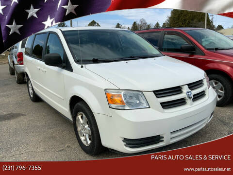2009 Dodge Grand Caravan for sale at Paris Auto Sales & Service in Big Rapids MI