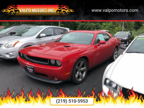 2012 Dodge Challenger for sale at Valpo Motors Inc. in Valparaiso IN