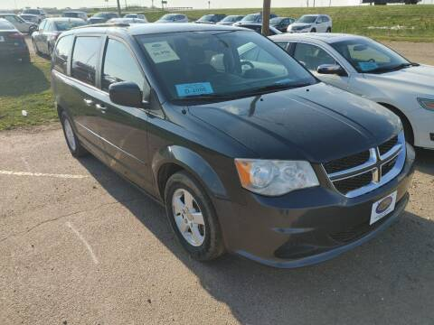 2013 Dodge Grand Caravan for sale at BERG AUTO MALL & TRUCKING INC in Beresford SD
