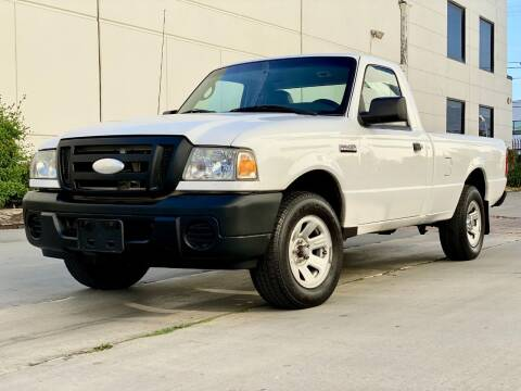 2008 Ford Ranger for sale at New City Auto - Retail Inventory in South El Monte CA