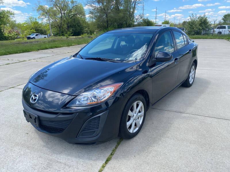 2010 Mazda MAZDA3 for sale at Mr. Auto in Hamilton OH