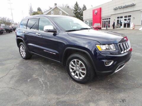 2015 Jeep Grand Cherokee for sale at Jeff D'Ambrosio Auto Group in Downingtown PA