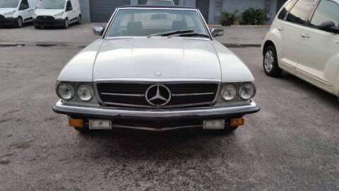 1984 Mercedes-Benz 280-Class for sale at Classic Car Deals in Cadillac MI