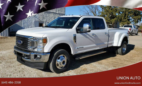 2021 Ford F-350 Super Duty for sale at Union Auto in Union IA