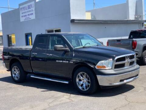 2012 RAM Ram Pickup 1500 for sale at Brown & Brown Auto Center in Mesa AZ