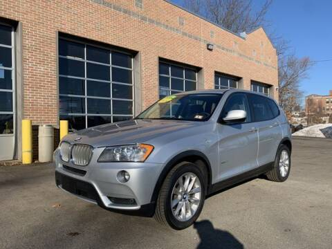 2014 BMW X3 for sale at Matrix Autoworks in Nashua NH