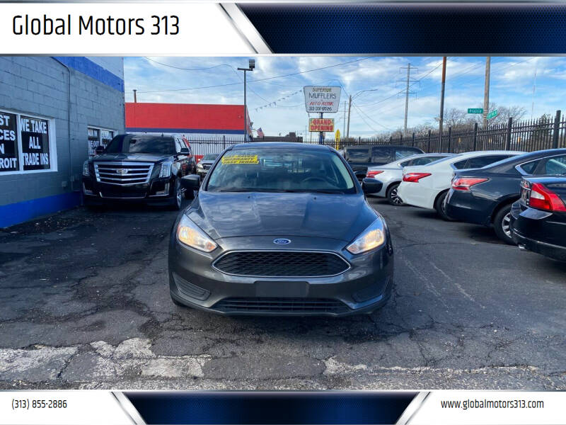 2018 Ford Focus for sale at Global Motors 313 in Detroit MI
