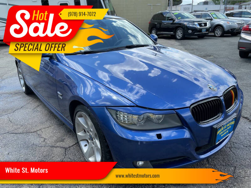 2010 BMW 3 Series for sale at White St. Motors in Haverhill MA