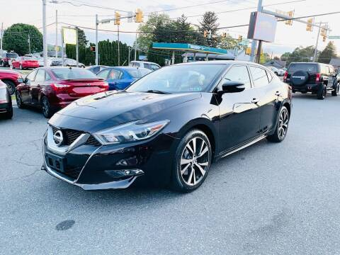 2017 Nissan Maxima for sale at LotOfAutos in Allentown PA