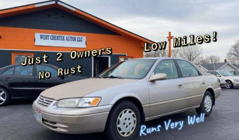 1999 Toyota Camry for sale at West Chester Autos in Hamilton OH