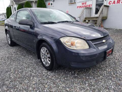 2009 Chevrolet Cobalt for sale at Reyes Automotive Group in Lakewood NJ