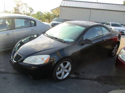 2007 Pontiac G6 for sale at Creech Auto Sales in Garner NC