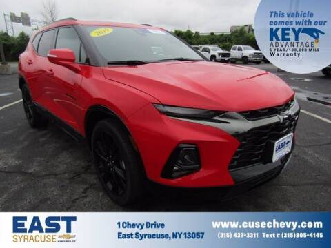 2019 Chevrolet Blazer for sale at East Syracuse Performance Sales & Service in Syracuse NY