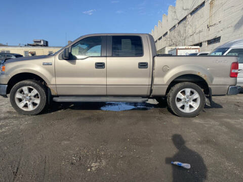 2005 Ford F-150 for sale at Philadelphia Public Auto Auction in Philadelphia PA