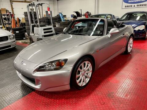 2007 Honda S2000 for sale at Weaver Motorsports Inc in Cary NC
