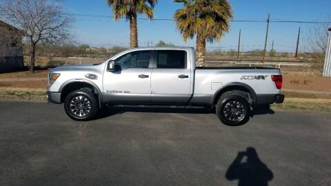 2016 Nissan Titan XD for sale at Ryan Richardson Motor Company in Alamogordo NM