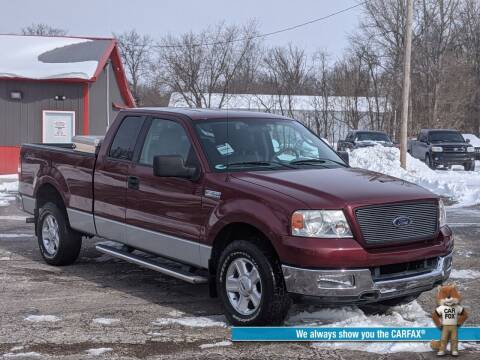 2004 Ford F-150 for sale at Bob Walters Linton Motors in Linton IN