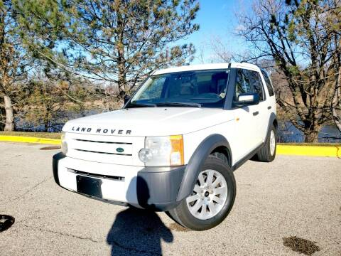 2005 Land Rover LR3 for sale at Excalibur Auto Sales in Palatine IL