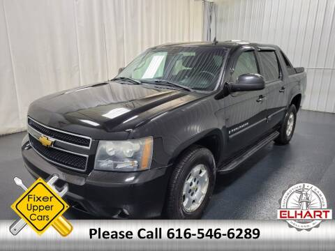 2007 Chevrolet Avalanche for sale at Elhart Automotive Campus in Holland MI
