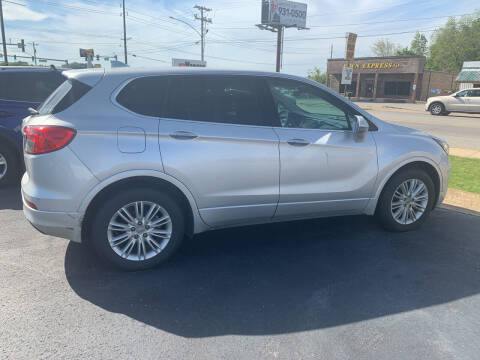 2017 Buick Envision for sale at Auto Credit Xpress in Jonesboro AR