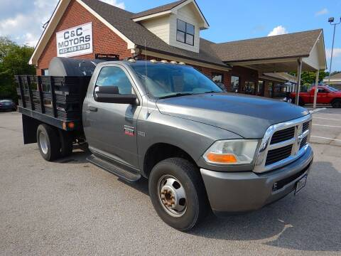 2011 RAM Ram Chassis 3500 for sale at C & C MOTORS in Chattanooga TN