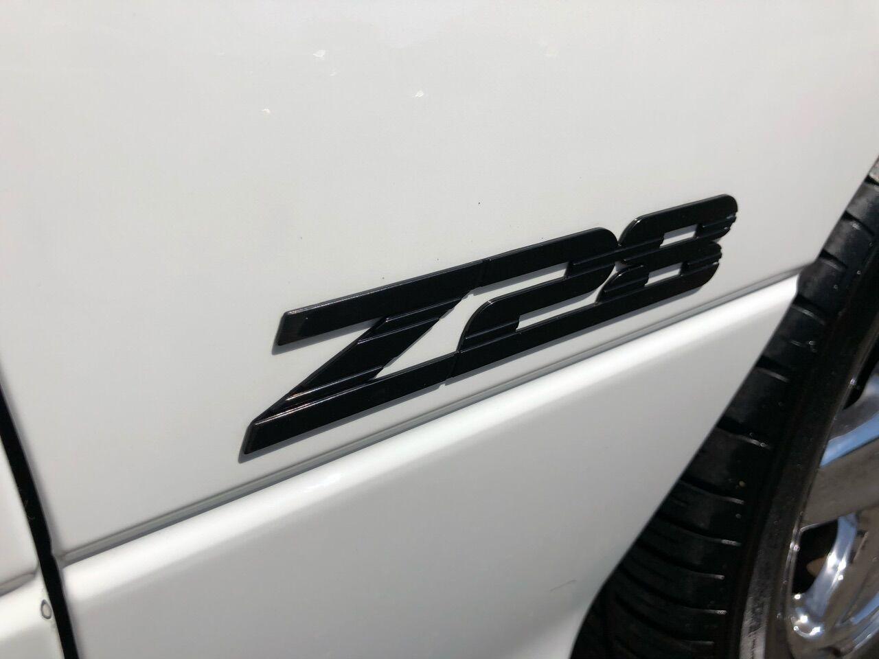 1997 Chevrolet Camaro Convertible